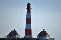 Der Leuchtturm von Westerhever